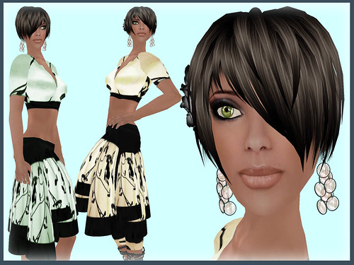 Little Hippy SySy Designs Damiani Skin Curio Hair  J's Shoes