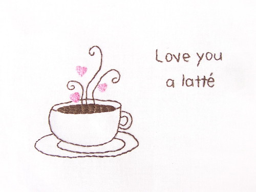 Love you a latte