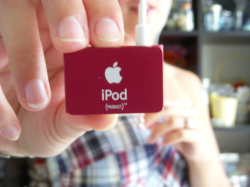 My new toy - iPod Shuffle