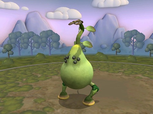 Spore Creature: Fubble Pear