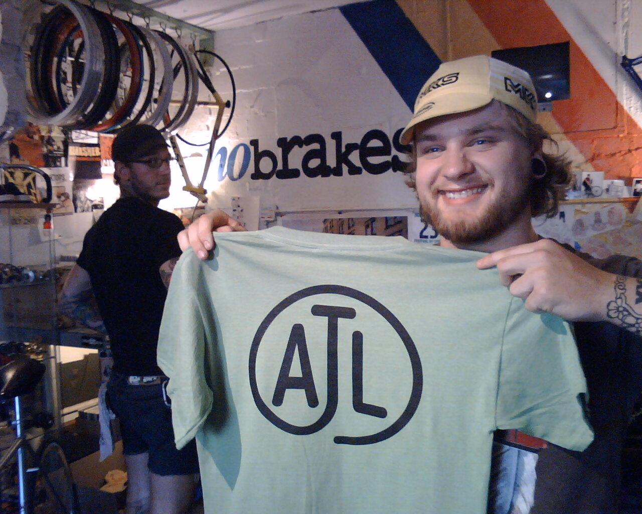 No Brakes bikes atlanta shirt njs atl