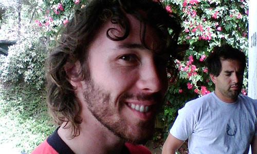 Gary Young\'s Beard