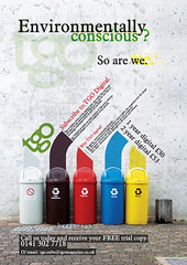 Environmentally conscious (raw_design84) Tags: green design graphicdesign environment carbonfootprint