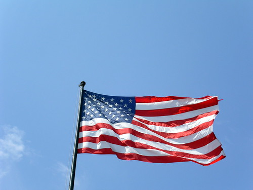 American Flag by buggolo, on Flickr