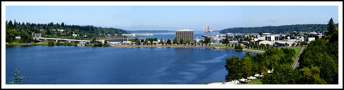 9/13 Isthmus Panorama (3 image comp)
