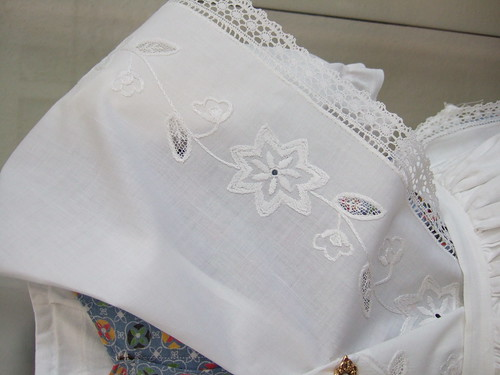 traditional embroidery, Germany