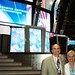 DNC Stage Bob Weiner & Pat Berg
