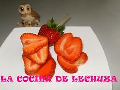 Cheesecake-fresas