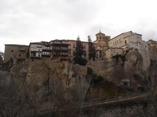 Cuenca, casa Colgadas