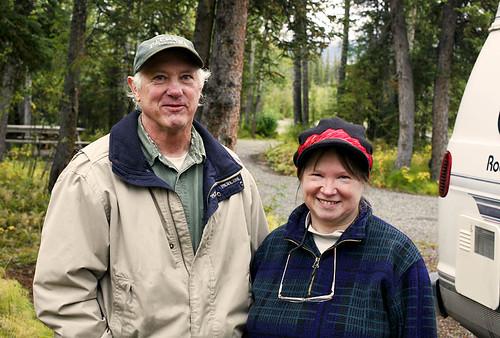 Karen y David