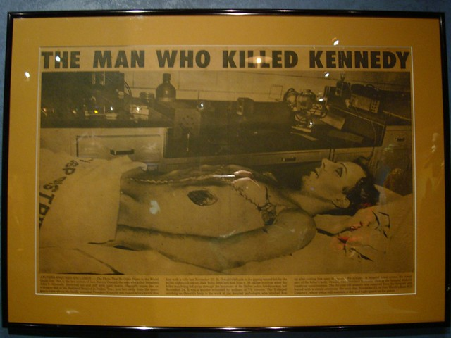 lee harvey oswald autopsy
