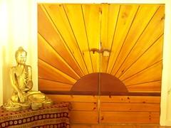 Aryaloka woodwork