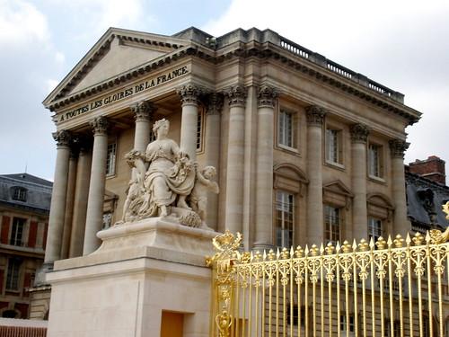 Chateau de Versailles - South wing