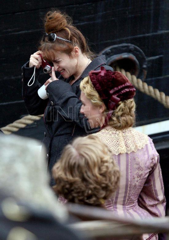 Helena Bonham Carter fotos Alicia en el País de las Maravillas
