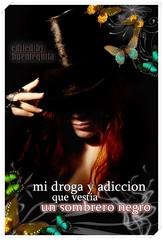 mi droga y adiccion que vestia un sombrero negro copia (buentequila - Expresionista convexo) Tags: sombrero obsesion adiccion buentequila