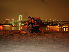 Tokyo Bay friends