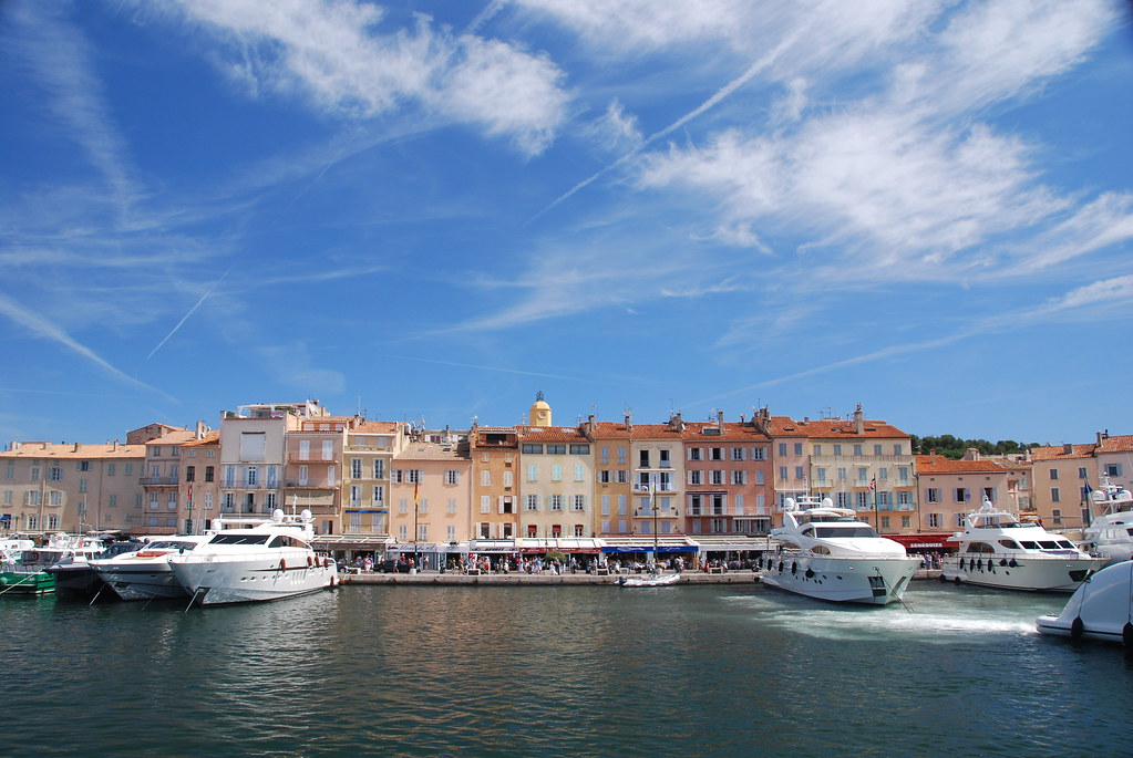 St Tropez by Michael Gwyther-Jones, on Flickr