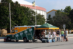 Tailgaters (rachelleb) Tags: packers greenbay lambeau preseason