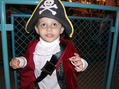 Captain Hook, Halloween '07