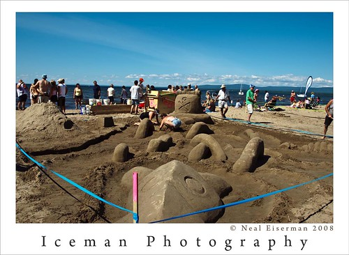Slave Lake Open Sand Castle Championships 03