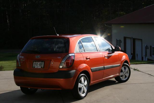 new car kia 2009 sx rio5
