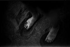 on the edge 2 (TommyOshima) Tags: monochrome exhibition apocrypha tanatos   kinakokocteau