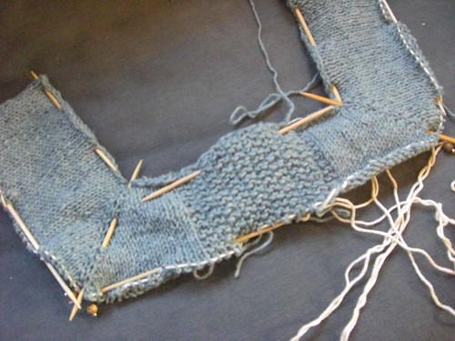 100 g of yarn