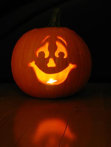 jack-o-lantern by you.