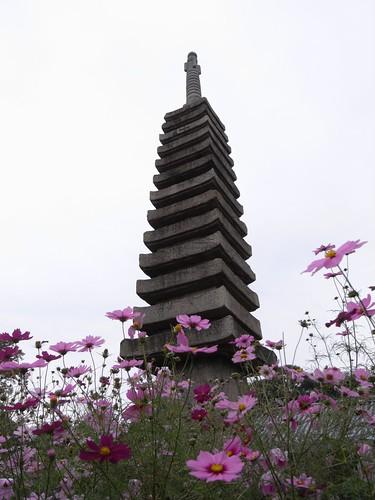 般若寺(十三重石塔)-04