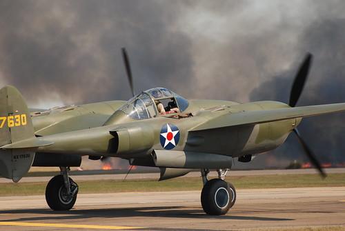 Warbird picture - P-38 Lighting