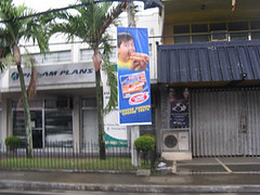 Purefoods Chicken Hotdog Dipolog Banner_18 (cityadpics) Tags: city advertising banners purefoods dipolog