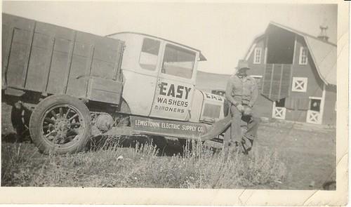walter slivka truck