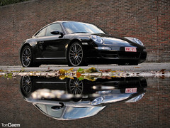 Porsche 997 Carrera S (Tom Daem) Tags: s porsche carrera 997