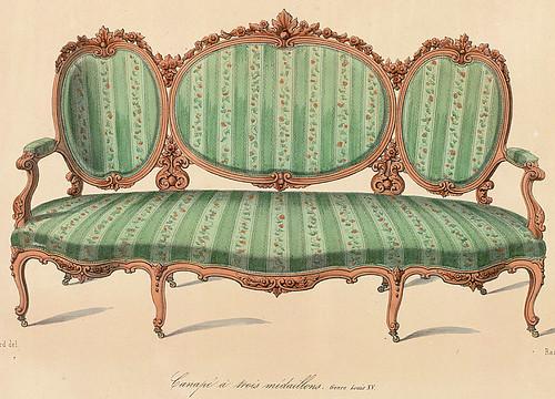 013-Sofa estilo Luis XV
