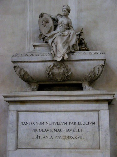 Machiavell's Tomb
