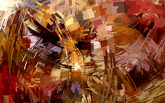 Over The Edge (PatrickGunderson) Tags: desktop red wallpaper orange brown abstract art fall yellow collage design colorful autum flash harvest patrick adobe programming sin generative copper cos generated colorfield actionscript nonfigurative harmonic gunderson 1680x1050 as3 abigfave anawesomeshot epicycles goldstaraward sharingart