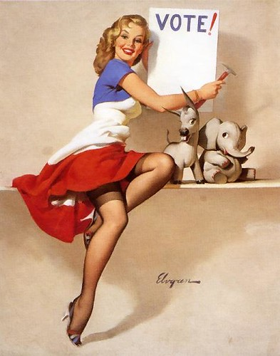 pin up vote