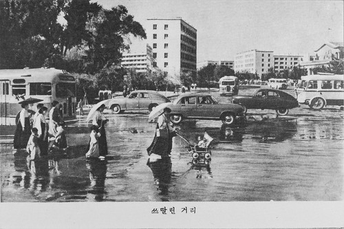 Flickriver: Photoset 'Pyongyang in old postcards' by Moravius