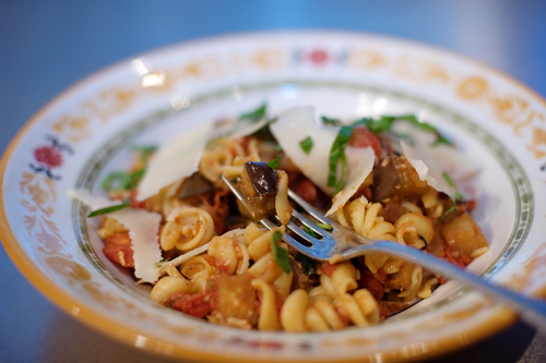 Pasta with Eggplant | The Pioneer Woman Cooks | Ree Drummond