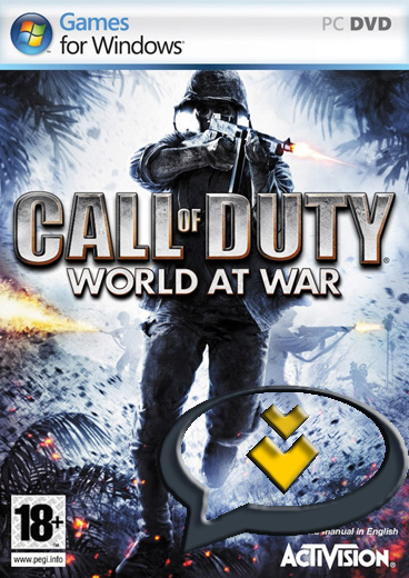Call Of Duty 5: World At War En Rs Y Mu (Full)