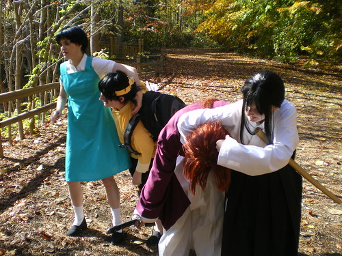 Rurouni Kenshin others Cosplay