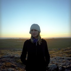 QB12 (peterbaker) Tags: night iceland honeymoon hill michelle tired stykkisholmur