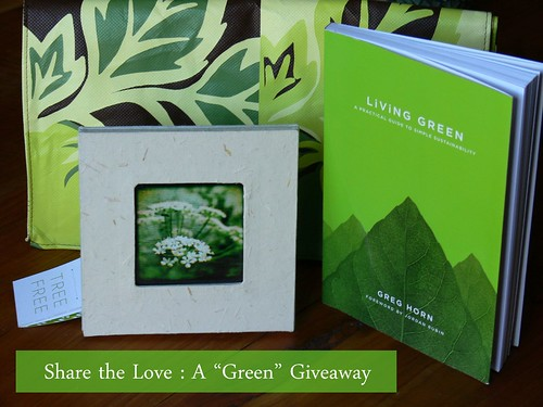 Green Giveaway