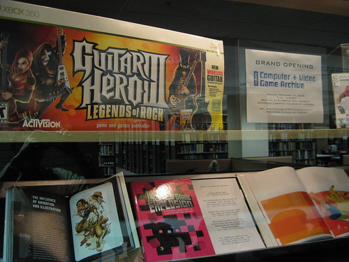Computer & Video Game Exhibit