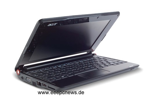 Aspire One A110X black