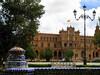 Plaza de España (Graça Vargas) Tags: españa lamp canon sevilla spain tiles plazadeespaña azulejos luminária graçavargas ©2008graçavargasallrightsreserved 2301060109
