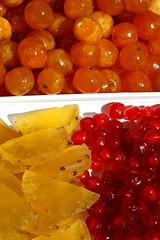 Candied Fruit, (Saleya Market, Nice)