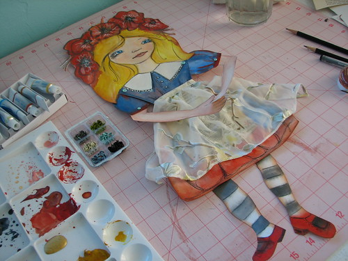 alice paperdoll