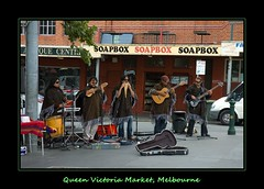 Queen Victoria market 018 (Greg Rose) Tags: music southamerica inca band australia bolivia latino bolivian americadelsur inkamarka southamericanindians