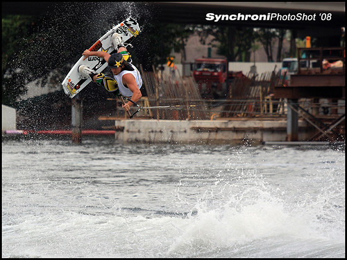 Waterfest Singapore 08 - Wakeboarding World Cup 08 - Singapore Stop